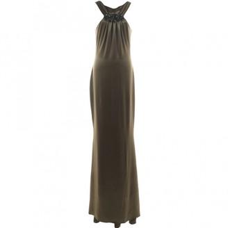 J. Mendel J.mendel Green Silk Dresses