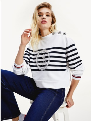 Tommy Hilfiger Icon Organic Cotton Sweatshirt