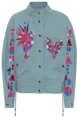 Isabel Marant Carioca cotton jacket