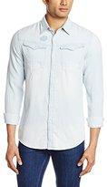 G Star Men's Arc 3D Long Sleeve Shirt Vintage