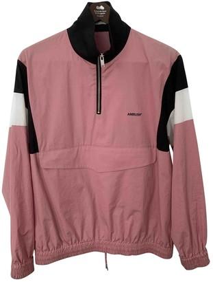Ambush Pink Cotton Jackets