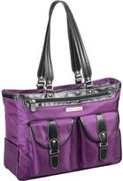 Clark & Mayfield Women's Marquam Metro Laptop Handbag 18.4