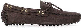 Car Shoe The Original pebble-sole loafers