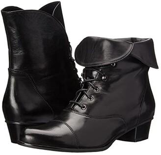 Spring Step Galil (Black) Women's Shoes