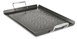 """All-Clad Outdoor 16"""" x 12"""" Nonstick Grill Grid"""