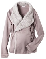 Liz Lange for Target® Maternity Long-Sleeve French Terry Jacket - Assorted Colors