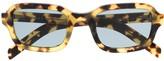Prada tinted sunglasses