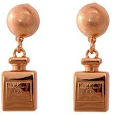 Moschino Metal Earrings