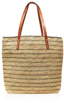 Mar y Sol Tote - Monaco Stripes