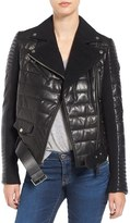 Rudsak Women's Quilted Leather Jacket