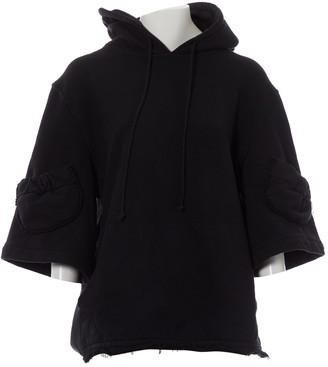J.W.Anderson Black Cotton Knitwear for Women