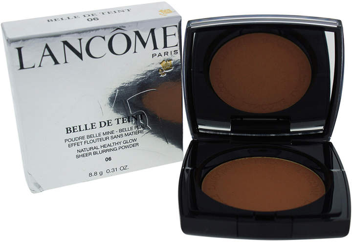 Lancôme 0.31Oz Belle De Teint Natural Healthy Glow Sheer Blurring Powder # 06 Belle De Cannelle
