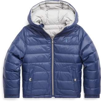 Ralph Lauren Reversible Quilted Down Jacket