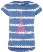 Gap ARCH CITY Print Tshirt moore blue