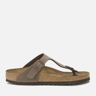 Birkenstock Women's Gizeh Toe-Post Sandals - Mocha