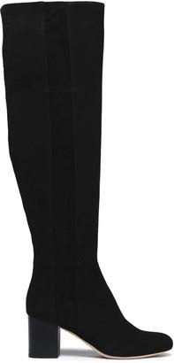 Diane von Furstenberg Luzzi Suede Over-the-knee Boots