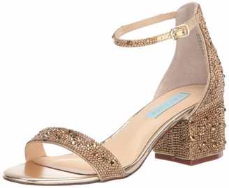 Betsey Johnson Blue Women's SB-MARI Heeled Sandal