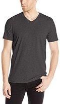 Vince Men's Favorite Pima Cotton Short Sleeve V-Neck Tee