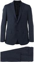 Caruso slim-cut suit