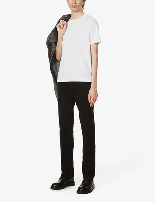 7 For All Mankind Slimmy Luxe Performance slim-fit jeans