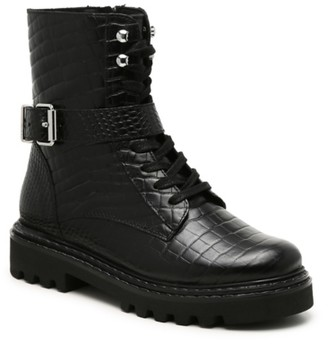 Crown Vintage Lug Combat Boot