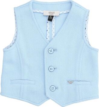 Armani Junior Vests