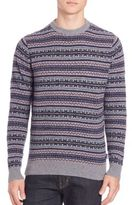 Barbour Harvard Fairisle Sweater