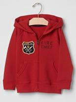 Gap Fire chief zip hoodie