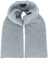 Barbara Bui ribbed knitted scarf - women - Merino - One Size