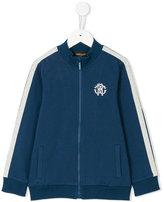 Roberto Cavalli side panel jacket
