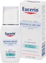Eucerin Redness Relief Daily Perfecting Lotion SPF 15 - 1.7 oz