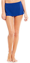 Gibson & Latimer Solid Flounce Skirt