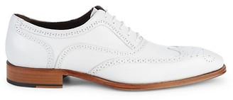 Mezlan Leather Wingtip Oxfords