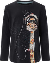Monsoon Giraffe Lost In Space Tee