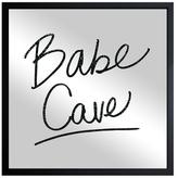 Oliver Gal Babe Cave (Framed Mirror)