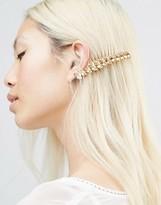 Krystal Swarovski Crystal Marquise Hair Comb