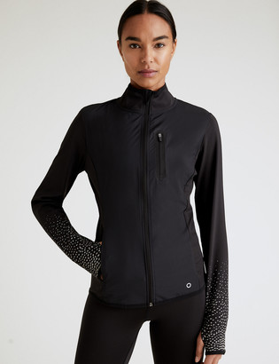 Marks and Spencer Padded Reflective Running Jacket