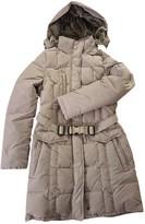 Woolrich Grey Jacket for Women