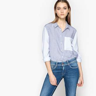 Pepe Jeans Two-Tone Striped Shirt