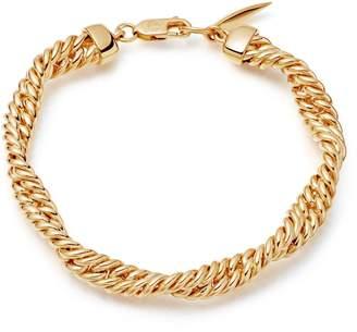 Missoma Gold Marina Double Chain Bracelet
