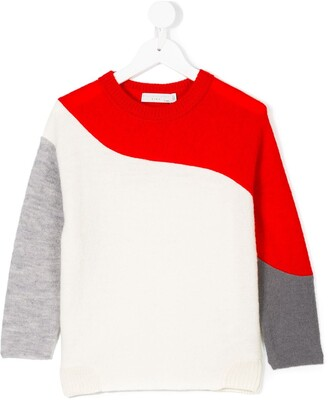 Stella McCartney Colour-Block Sweater