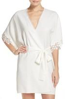 Flora Nikrooz Women's Leslie Short Robe