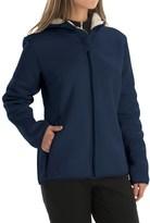 Jack Wolfskin Terra Nova Fleece Jacket - Hooded (For Women)