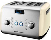 KitchenAid NEW KMT423 Artisan 4 x Toast:Almond5AKMT423AC