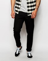 Cheap Monday Slack Chinos Slim Fit - Black