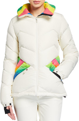 Perfect Moment Duvet Down Jacket