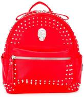 Philipp Plein Going On Backpack - women - Polyester/Polyurethane/Metal (Other) - One Size
