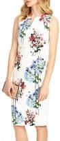 Phase Eight Hydrangea Print Dress