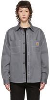 Carhartt Work In Progress Grey Great Master Shirt