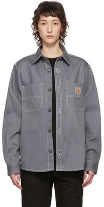 Carhartt Work In Progress Grey Great Master Shirt